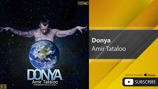 Watch Amir Tataloo Donya video