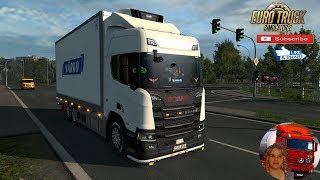 Euro Truck Simulator 2 (1.35)   Rigid Chassis Addon for Eugene's Scania NG by Kast Scania S 2016 Next Gen by SCS Software + DLC's & Mods https://forum.scssoft.com/viewtopic.php?f=35&t=277716  Support me please thanks Support me economically at the mail va
