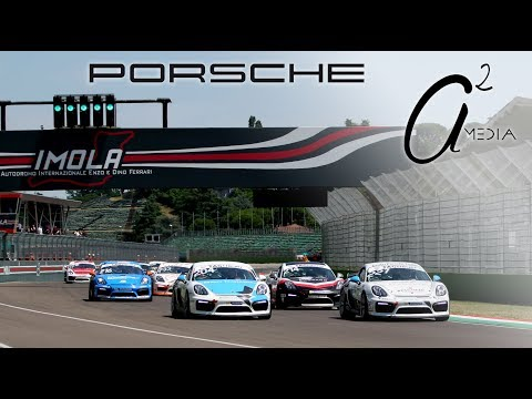 Matteo Arrigosi - Porsche Cup Suisse - Imola 2018