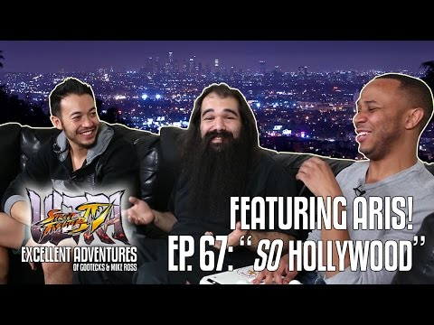 SO HOLLYWOOD! The Excellent Adventures of Gootecks & Mike Ross ft. Aris! Ep. 67