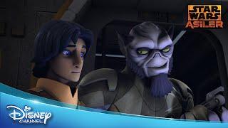 Star Wars Asiler - İsyan Kıvılcımı Bölüm 1