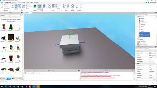 Roblox - How to make a mesh WITHOUT blender!
