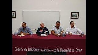 Informan sobre la situación de los Universitarios con las jubilaciones y pensiones del ISSSTESON
