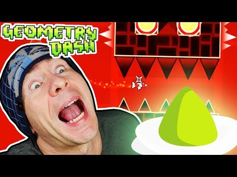 The 500th GEOMETRY DASH Video Special! OLD EVW CHALLENGE TIME!