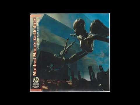 Manfred Mann's Earth Band - Stockholm live 1974