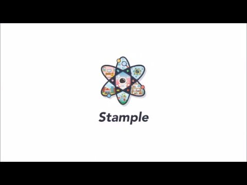 This is the YouTube video explaining how Stample works.