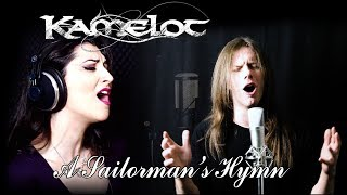 Kamelot - A Sailorman's Hymn (Vocal Cover) feat. Angel Wolf-Black