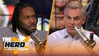 Download 'Mahomes has a talent you can't teach,' Antonio Cromartie picks Chiefs over 49ers | NFL | THE HERD Mp3 and Videos