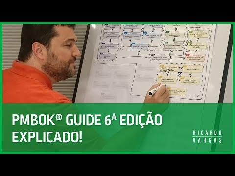 Novo! Elaboração do Fluxo de Processos do PMBOK® Guide 6ª Edição