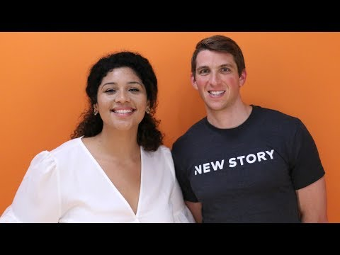 3D Home Printing for the Developing World – Alexandria Lafci and Brett Hagler of New Story Charity