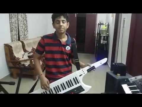 Uyirin Uyire AR Rehman Song Keytar cover