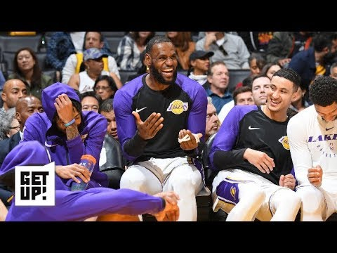 Why the Lakers death lineup would never work | Get Up!