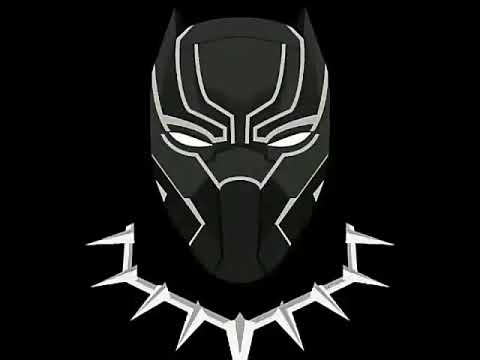 Black panther suit transformation.