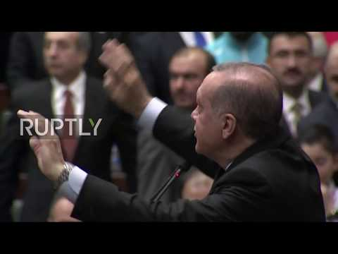 Turkey: Erdogan warns Trump moving embassy 'red line' for Muslims
