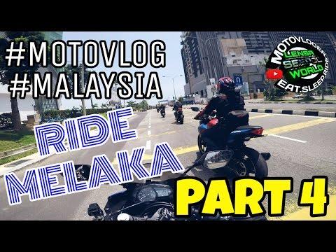 #179 RIDE KE KLEBANG MELAKA PART 4 ||MOTOVLOGMALAYSIA