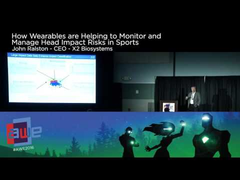 John Ralston (X2 Biosystems) How Wearables are Helping to Monitor  Head Impact Risks in Sports