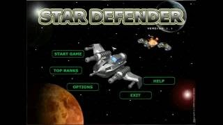 Star Defender 1 (Full Game)