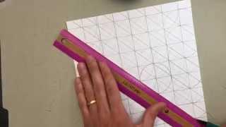 Four Petals (Five Circles) - Part II The Grid