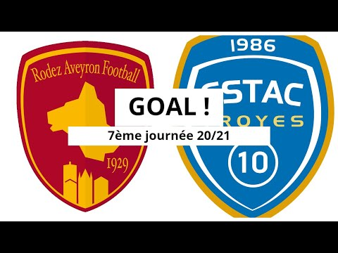 Rodez Troyes Goals And Highlights
