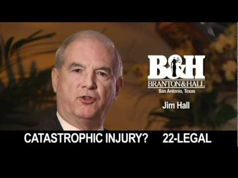 Jim Hall Injury Lawyer San Antonio,  Call 22-LEGAL