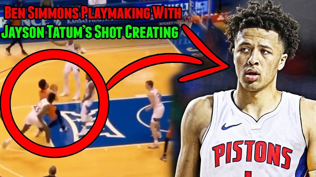 What They Won't Tell You About Cade Cunningham... (FT. NBA Draft, Scouting Report)