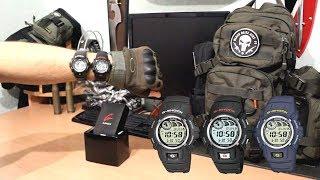 видео Часы Casio G-SHOCK G-2900F-8V [G-2900F-8VER] купить. Официальная гарантия. Отзывы покупателей.