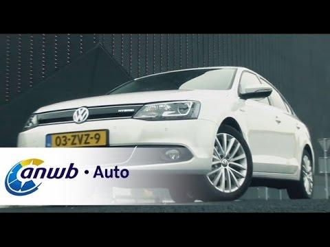 Volkswagen Jetta Hybrid Autotest Anwb Auto Youtube