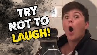 TRY NOT TO LAUGH #19 | Hilarious Videos 2019