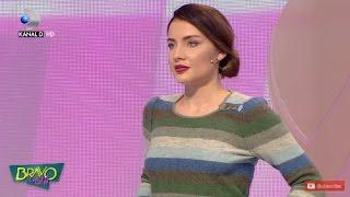 """Bravo, ai stil! (23.02.2017) - Adela, DISTRUSA de colege si jurati: """"Mi se pare ca ne iei la misto"""" Video"""