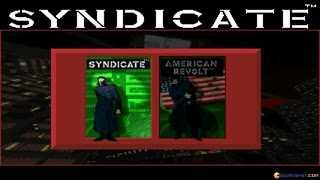 Syndicate Plus gameplay (PC Game, 1994)