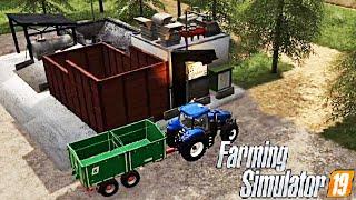 #37 - TRASFORMIAMO LA PAGLIA IN COMPOST -  FARMING SIMULATOR 19 ITA RUSTIC ACRES