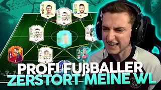 PROFI-FUßBALLER ZERSTÖRT MEIN 30-0 | FIFA 21 Weekend League Highlights | Pain