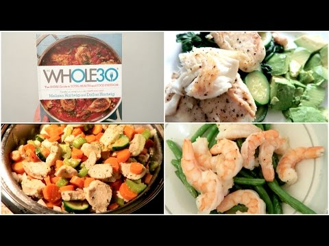What I Eat In A Week: Whole30