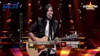 "Ghaitsa Kenang ""Need You Now"" Lady Antabellum - Rising Star Indonesia Best 14 Eps 15"