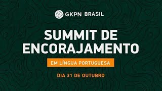 SUMMIT de Encorajamento do Global Kingdom para pastores e líderes!