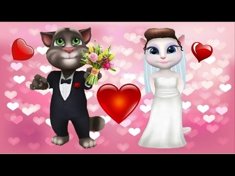 Make My Talking Tom and Talking Angela Gameplay Part 29 Pics