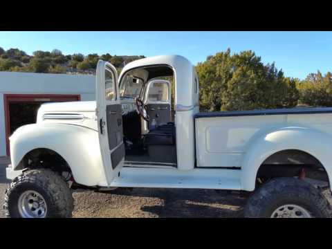 2016 Ford Trucks >> Ford, 1947 Ford truck. Power windows, all power BBC, 396 ...