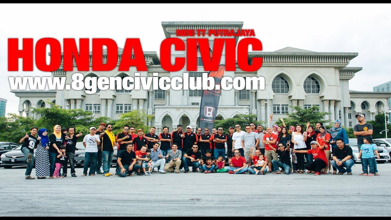 Civic Clubs Walnut Mail: 8GCC Honda Civic Club Malaysia