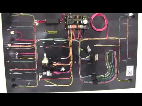 hqdefault highway 22 series wiring kit from american autowire id12089 youtube highway 22 wiring diagram at crackthecode.co