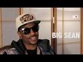 Capture de la vidéo Big Sean Exclusive Interview On His Personal Life And Music Career (Recap)