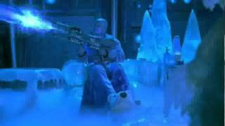 Mr Freeze on Batman & Robin hates talkers