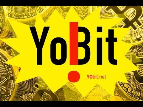 Как зарабатывать на бирже криптовалют YObit. Пассивный доход в Интернете