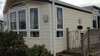 Willerby Vogue in Cranfield Bay at Milne Holiday Parks