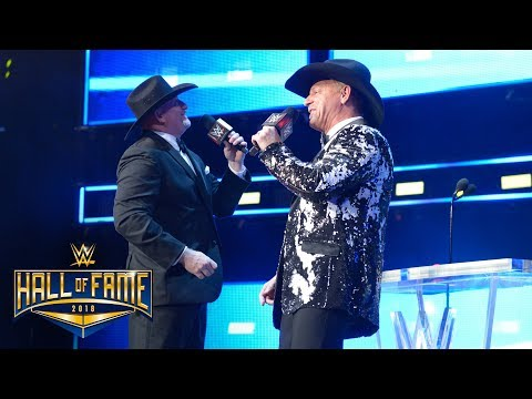 Jeff Jarrett & Road Dogg sing