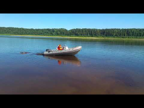 Аллюминевый Риб RIB Мнев и Ко Кайман 450