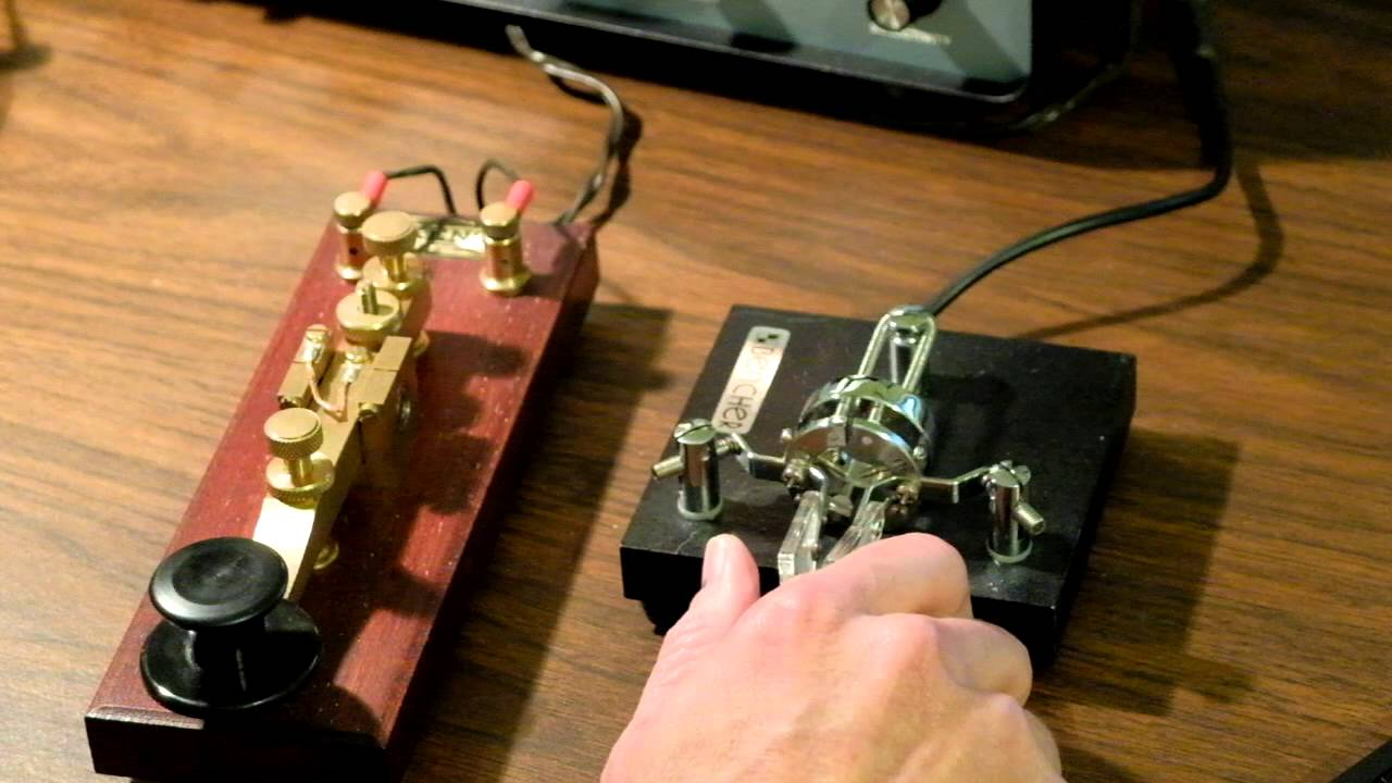 Proper Morse Code Qso Amateur Radio - Amateur - Hot Pics-8380