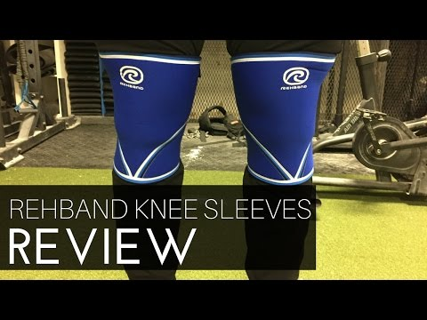 04ec4d3582 In this article I'm reviewing the Rehband 7mm knee sleeve.