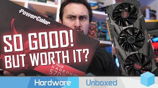 PowerColor RX 5700 Red Devil: All Round Amazing, BUT The Price