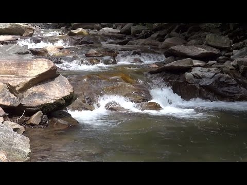 11 Hrs waterfall screensaver 1080p, 50 fps