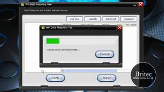 Win Data Recovery: Free Data Recovery Software by Britec